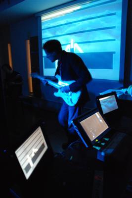 Live - Aspera Project, 2012