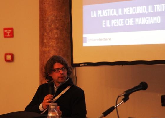 """""""Come è profondo il mare"""" (N. Carnimeo), conferenza, 2014"""
