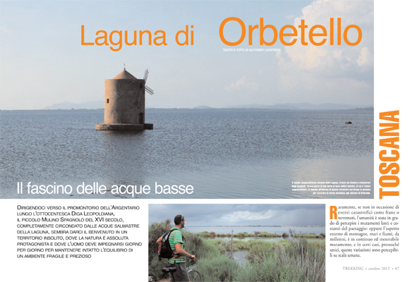 """Laguna di Orbetello"", TREKKING&Outdoor"