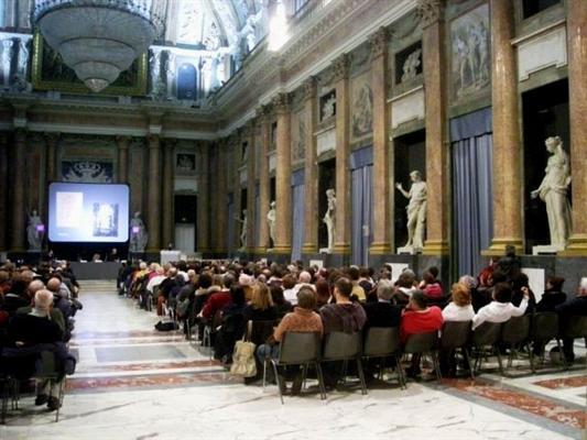 """""""Sappiamo prevedere il futuro?"""" conferenza, 2010"""