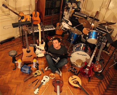 La collezione di strumenti a febbraio 2012