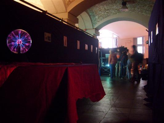 """""""Visioni dal futuro"""", mostra (2010)"""